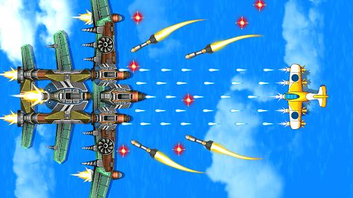 Strike Force- 1945 War 5.4 screenshots 1