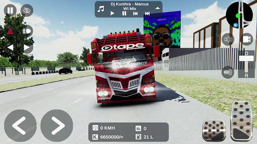 Nganya Unlimited Rongai(Matatu simulator) 2.0 screenshots 8