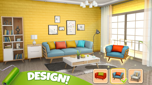 Fashion Makeup: Home Design 9.0 screenshots 6