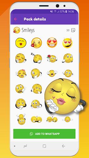 💚 WeLove : love stickers (WAStickerApps) 3.0.0 screenshots 1