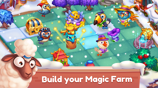 Mingle Farm – Merge and Match Game Apk Mod + OBB/Data for Android. 4