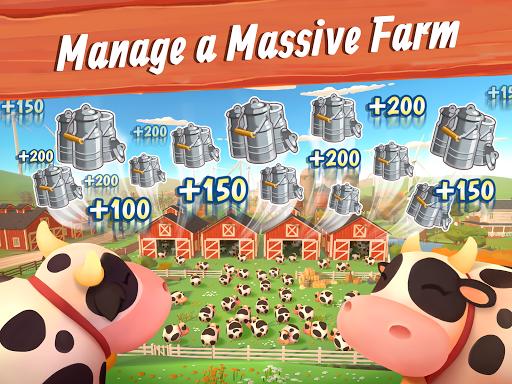 Big Farm: Mobile Harvest u2013 Free Farming Game goodtube screenshots 7