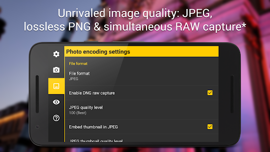 Camera FV-5 v5.2.1 Paid Patched APK 6