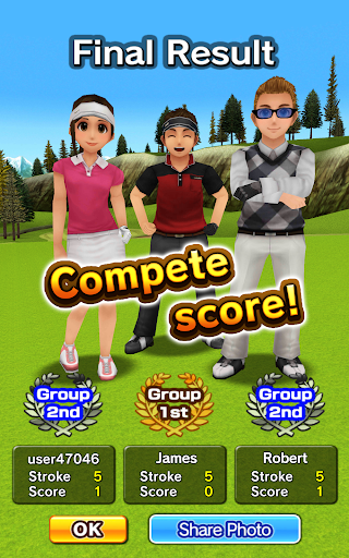 Golf Days:Excite Resort Tour screenshots 24