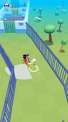 脱獄3D - 人形アクションゲームのおすすめ画像5