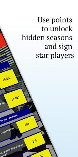 Retro Football Management - Be a Football Manager screenshots 8