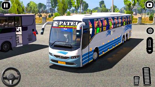 Modern Coach Tourist Bus: City Driving Games Free 1.0 screenshots 1