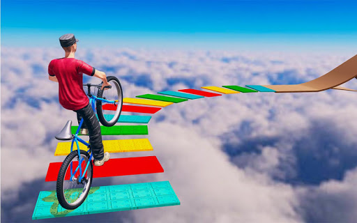 Bike Parkour Stunts 2019  screenshots 6