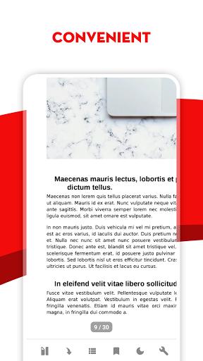 PDF Reader - PDF Viewer android2mod screenshots 2