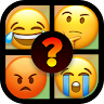 Guess the emoji quiz game game apk icon