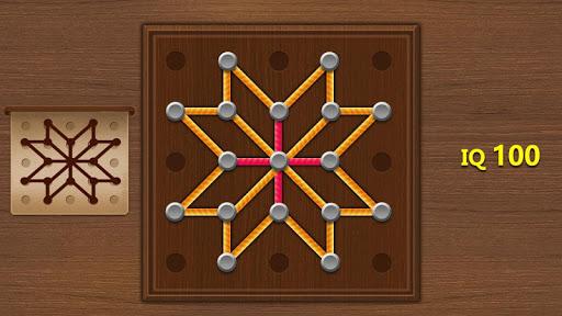 Line puzzle-Logical Practice 2.2 screenshots 7