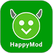 HappyMod  : free Happy Apps Mod tips for HappyMod