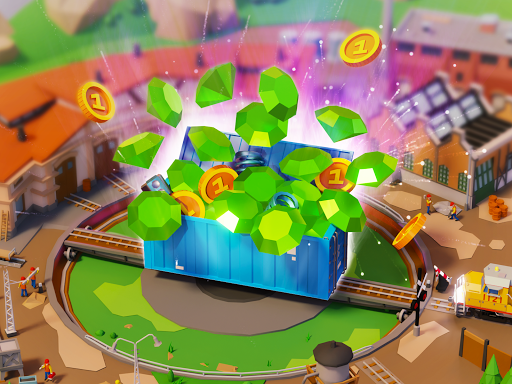 Train Station 2: Railroad Tycoon & Train Simulator  screenshots 8