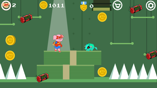 Spider Pig apkpoly screenshots 14