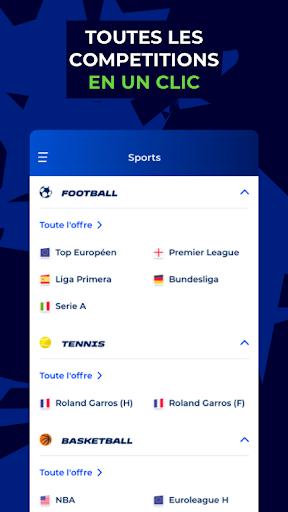Parions Sport Point De Vente - Paris Sportifs  screenshots 4