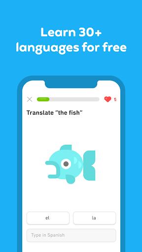 Duolingo: Learn Languages Free apkdebit screenshots 3