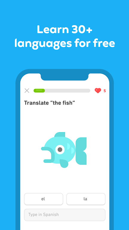 Duolingo: Learn Languages Free  poster 2