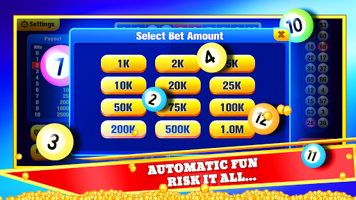 Keno Jackpot - Keno Games with Free Bonus Games! 4.0 screenshots 4