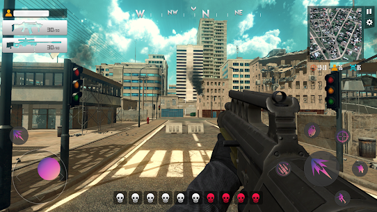Beyond War: Battlefield Hack for Android and iOS 3