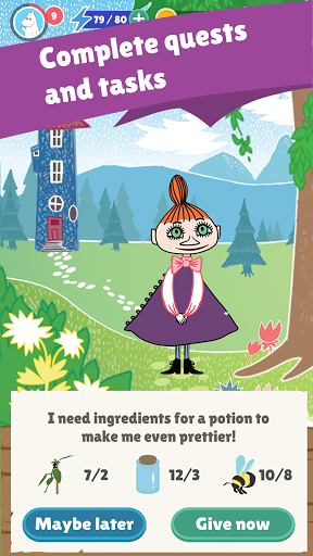 Moomin Move 3.7.10 screenshots 2