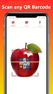 Auto Qr & Barcode Scanner Pro 7