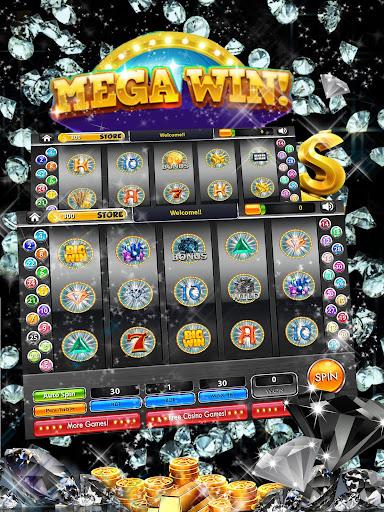 trump casino diamond slots screenshot 1