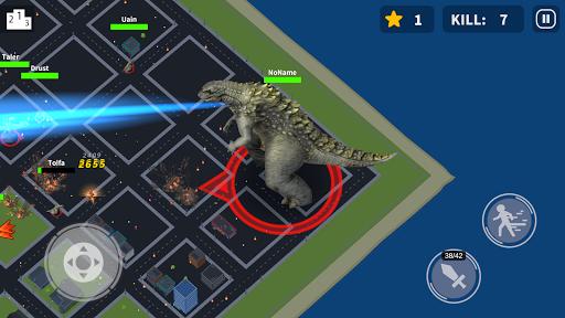Code Triche Godzilla vs Kong: Collectionnez Characters (Astuce) APK MOD screenshots 2