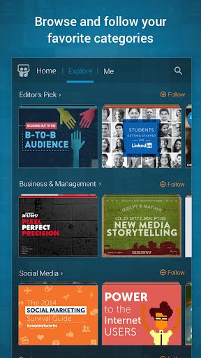 SlideShare  Screenshots 2