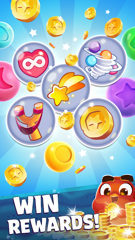 Angry Birds Dream Blast - Bubble Match Puzzle  poster 4