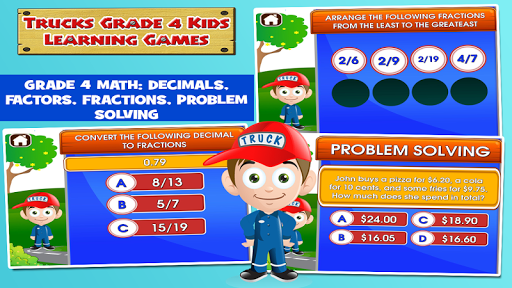 4th Grade Educational Games 3.20 screenshots 5
