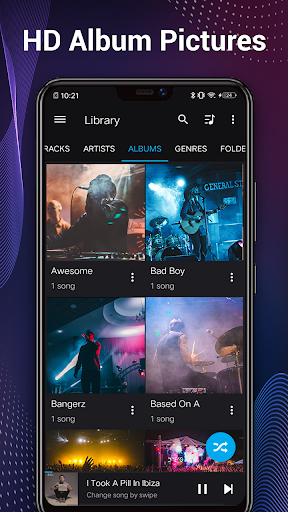 Music Player - Audio Player & 10 Bands Equalizer 1.8.1 Screenshots 7