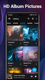 Music Player - Audio Player & 10 Bands Equalizer 2.0.1 Screenshots 7