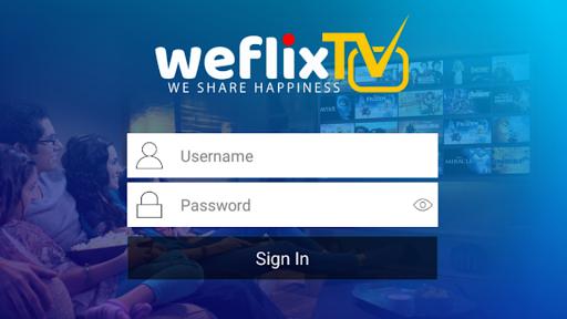 weflixtv screenshots 2
