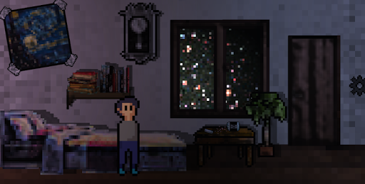 Pixel Dreamer  screen 2