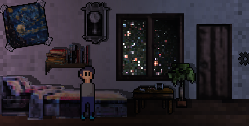 Pixel Dreamer  poster 2