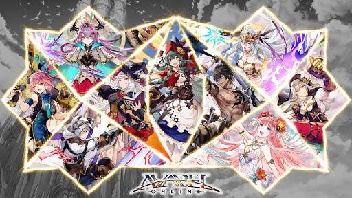 AVABEL Online RPG , Action-RPG  APK MOD (Astuce) screenshots 2
