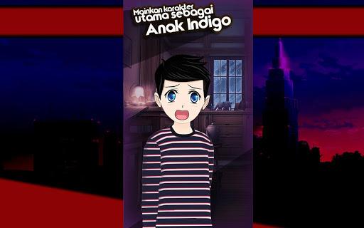 Kode Keras Anak Indigo - Visual Novel Indonesia 1.51 Screenshots 7