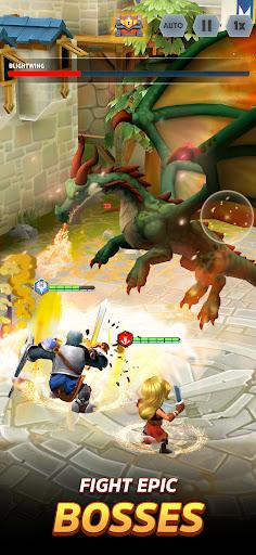 Kingdom Boss - RPG Fantasy adventure game online  screenshots 3