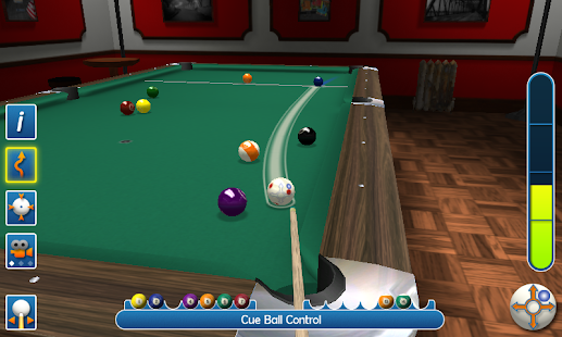 Pro Pool 2021 Screenshot