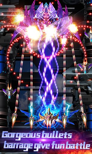 Thunder Assault: Raiden Striker apkdebit screenshots 5