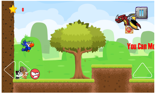 redball hero adventure apktram screenshots 13