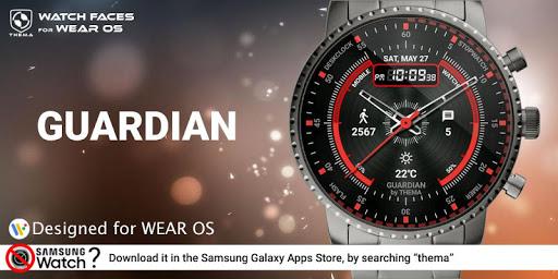 Guardian Watch Face & Clock Widget 1.21.06.0300 screenshots 1