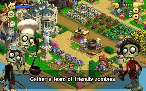 Zombie Castaways Mod Apk 4.35.2 (Unlimited Money) 1