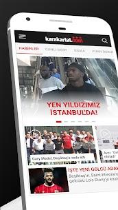 Karakartal – Beşiktaş haberleri amp  Canlı Skor Apk İndir 1