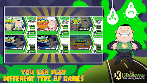 Xtraincom Games  screenshots 12