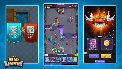 Hero of Empire: Clash Kingdoms RTS screenshots 7
