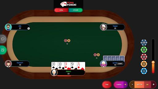 Türk Pokeri 1.4 screenshots 1