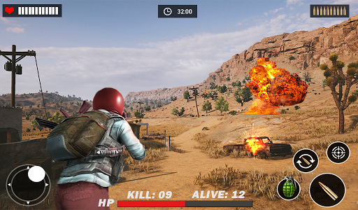 Battle Survival Desert Shooting Game 5 Screenshots 10