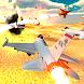 飛行機のフライトシミュレータ2014