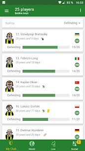 Hattrick Football Manager Game 2